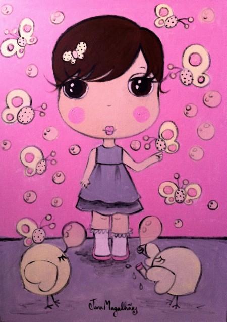 BubblesButterflies