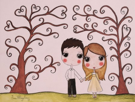 FingerprintWeddingTree